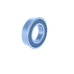 35 mm x 62 mm x 14 mm  PFI 6007-2RS C3 deep groove ball bearings